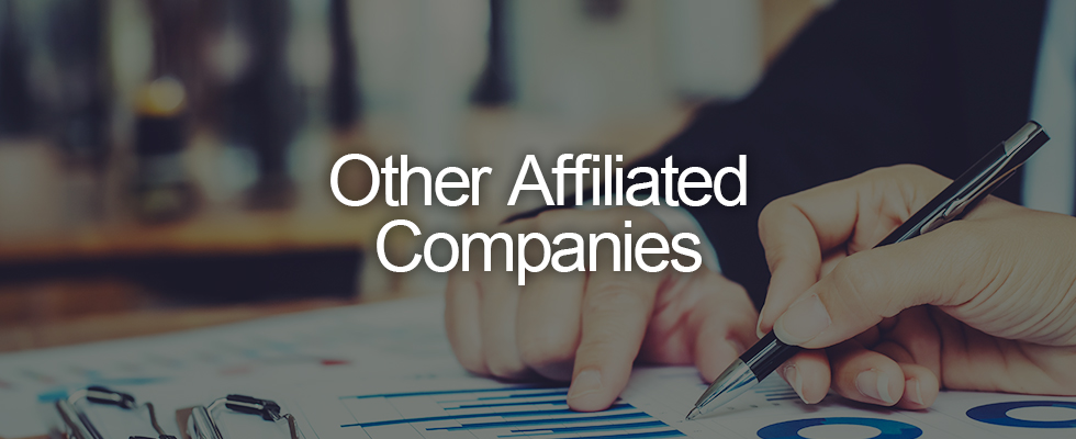 Other Affiliated Companies